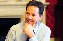 The Rt Hon Nick Clegg