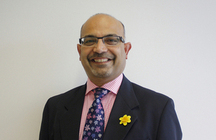 Mayur Patel CBE