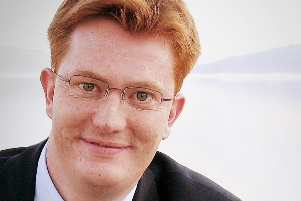 The Rt Hon Danny Alexander