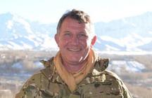 Major General Richard Cripwell