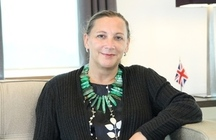 Juliet Maric Capeling OBE