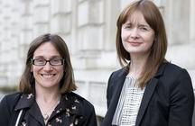 Crystal Akass and Ruth Bailey (job share)