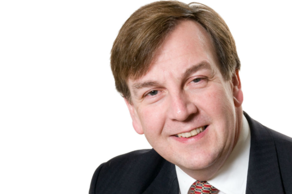 The Rt Hon John Whittingdale