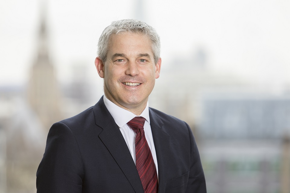 The Rt Hon Steve Barclay MP