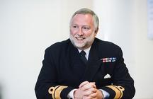 Rear Admiral Tim Lowe CBE