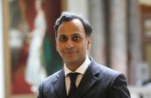 Ajay Sharma CMG