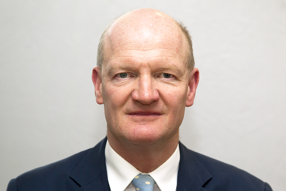 The Rt Hon David Willetts