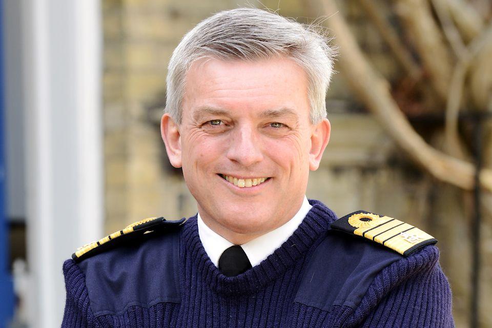 Admiral Sir Philip Jones KCB ADC