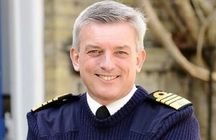 Admiral Sir Philip Jones KCB ADC