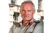 General Gordon  Messenger  CB DSO* OBE ADC
