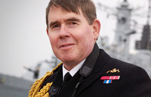 Admiral Sir Mark Stanhope GCB OBE ADC