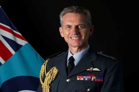 Air Chief Marshal Sir Stephen Hillier KCB CBE DFC ADC MA RAF