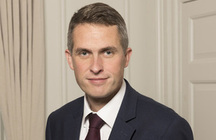 The Rt Hon Gavin Williamson CBE