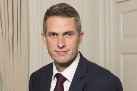 Gavin Williamson CBE MP