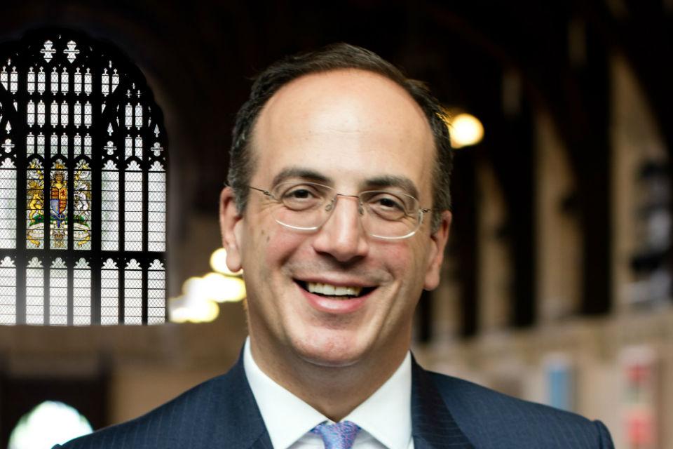 Michael Ellis MP
