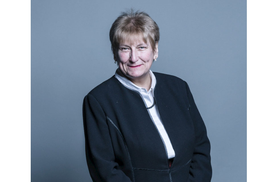 Baroness Goldie DL