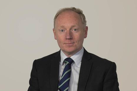 Phil Beach CBE