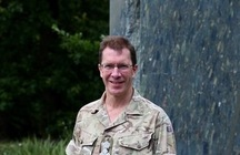 Brigadier Andrew Harrison DSO MBE