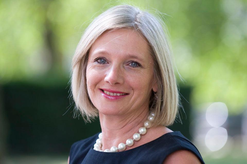 Helen Stephenson CBE