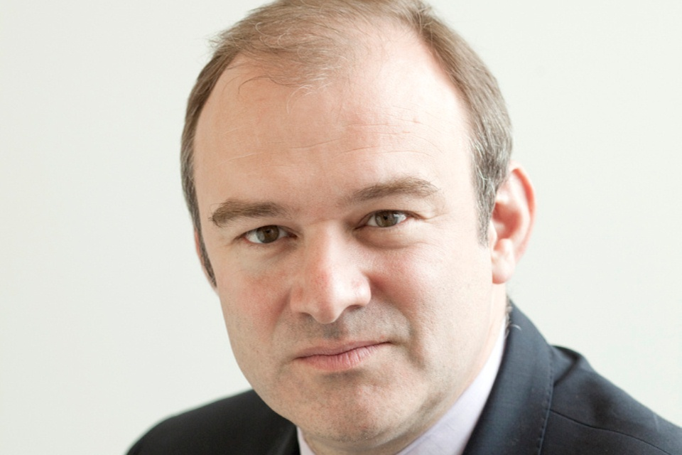 The Rt Hon Edward Davey MP