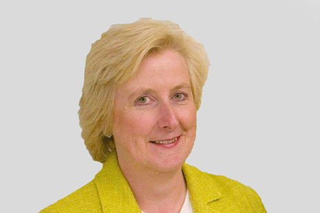 Pam Chesters CBE
