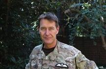 Air Vice Marshall Gavin Parker OBE MA BSc RAF