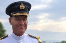 Air Vice Marshal Gavin Parker OBE MA BSc RAF