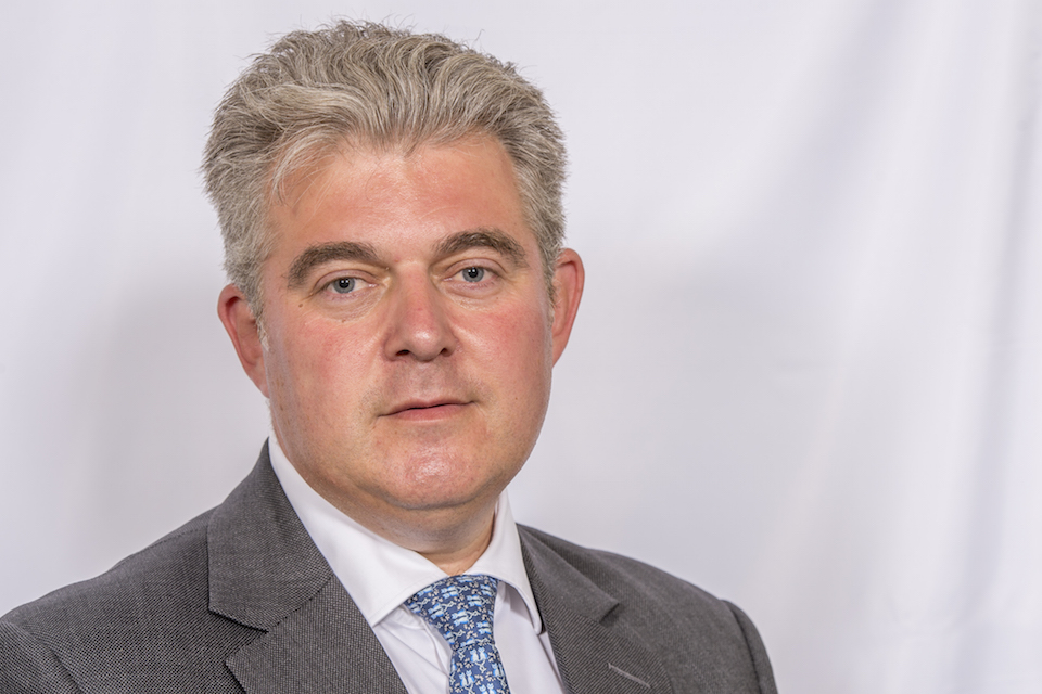 The Rt Hon Brandon Lewis MP