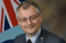Air Commodore David McLoughlin OBE MB BCh BAO MSc MRCGP DRCOG DFFP DAvMed FFOM FRCP psc(j) RAF