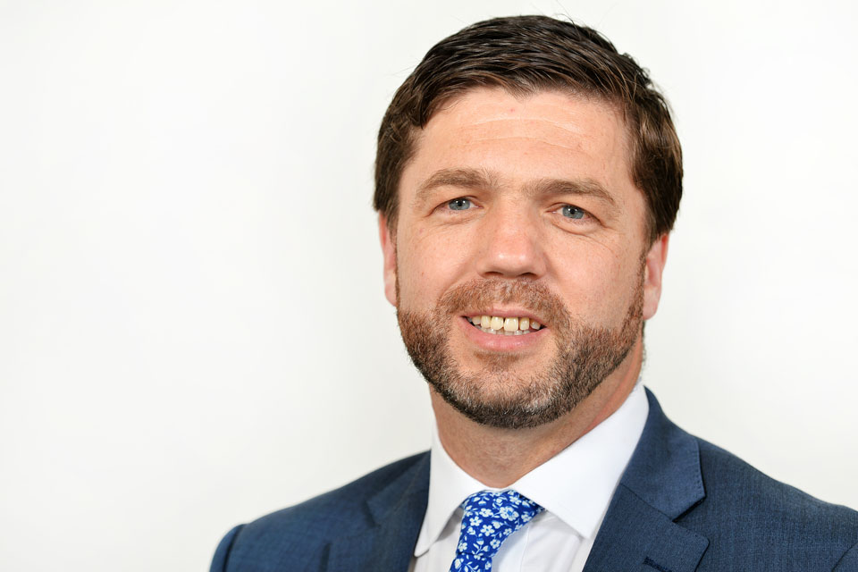 The Rt Hon Stephen Crabb MP