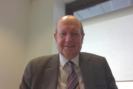 Alan Meyrick