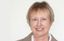 Dr Lesley Rushton OBE