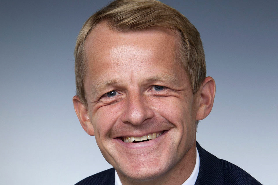 The Rt Hon David Laws