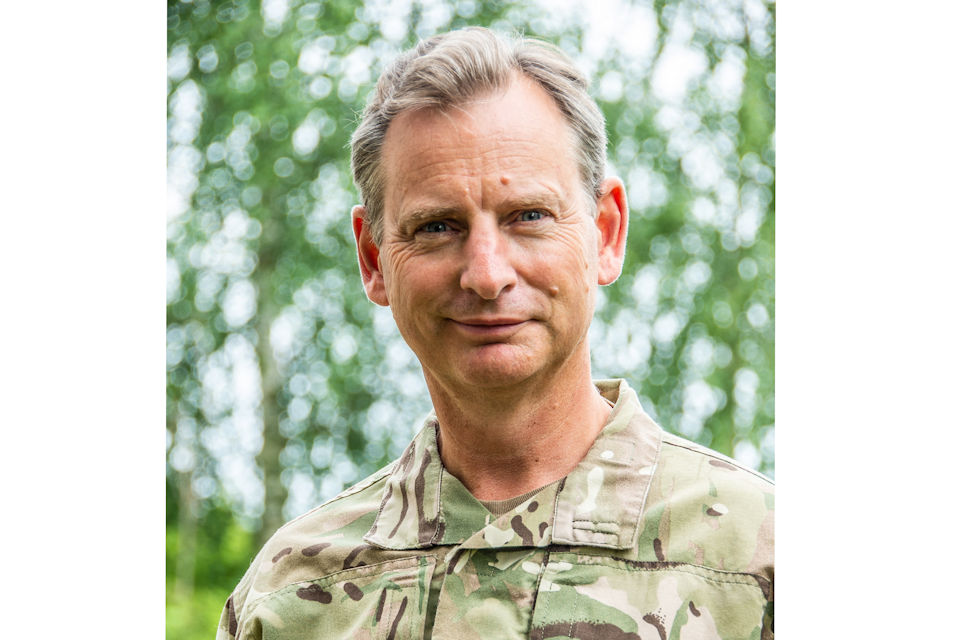 General Sir Mark Carleton-Smith KCB CBE ADC Gen