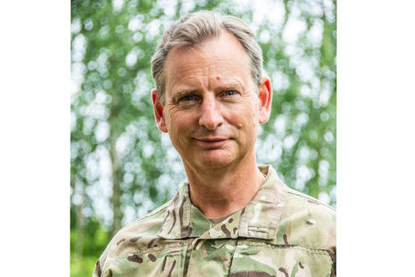 General Mark Carleton-Smith  CBE