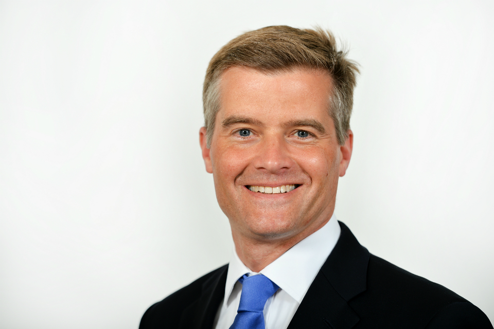 The Rt Hon Mark Harper