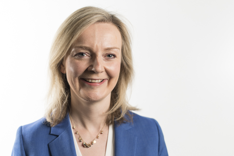 The Rt Hon Elizabeth Truss MP