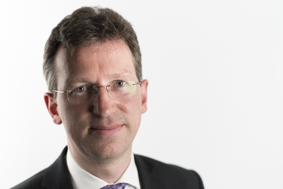 The Rt Hon Jeremy Wright MP