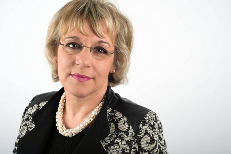 Dame Martina Milburn DCVO CBE