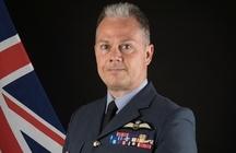 Air Vice-Marshal Steve Shell OBE MA RAF