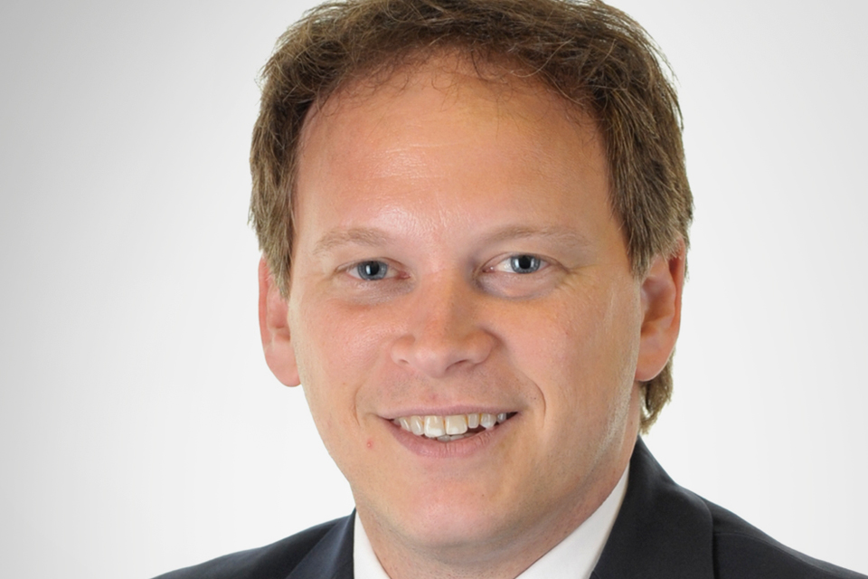 The Rt Hon Grant Shapps