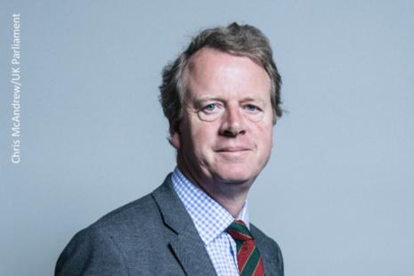 Alister Jack MP