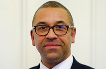 The Rt Hon James Cleverly