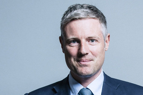 The Rt Hon Lord Zac Goldsmith