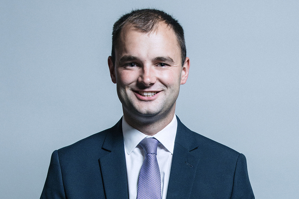 Luke Hall MP