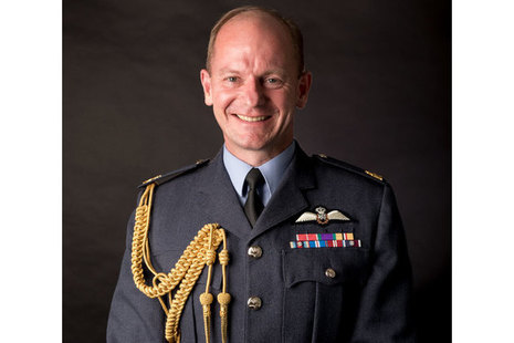 Air Chief Marshal Mike Wigston CBE