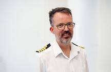 Captain Derek Rae