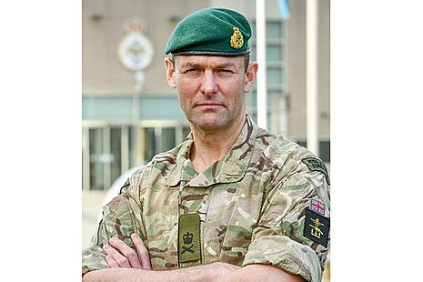 Lieutenant General Rob Magowan CB CBE