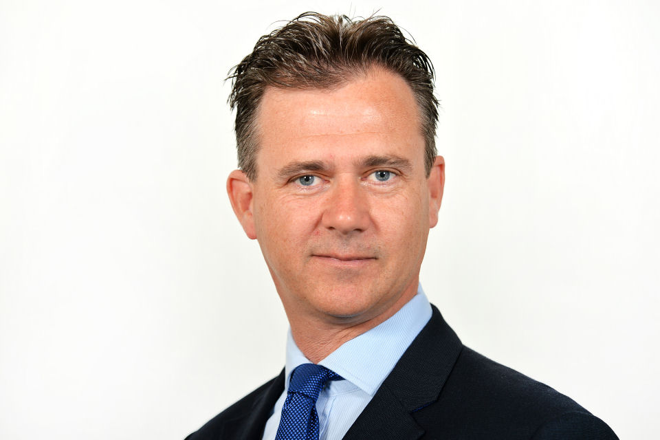 The Rt Hon Mark Lancaster TD MP