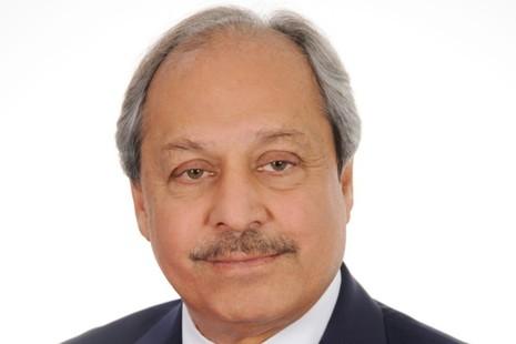 Dipesh J Shah OBE